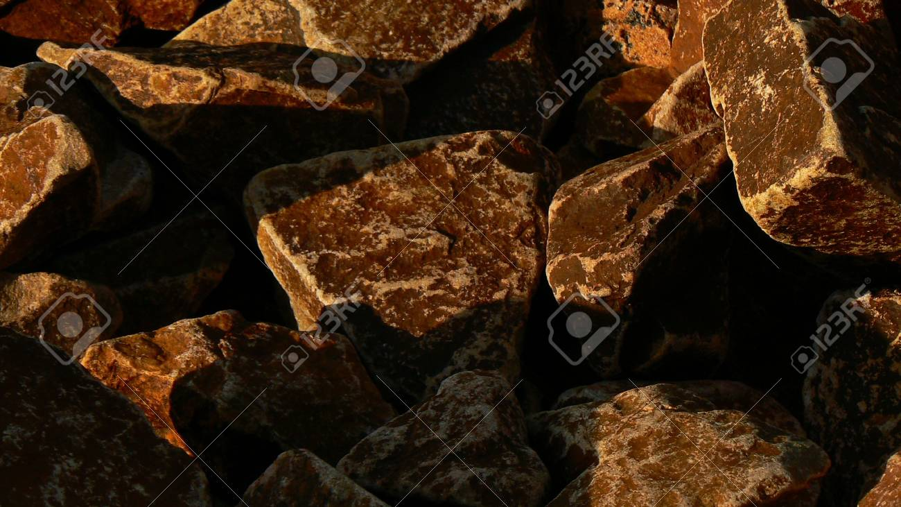 High Moutain Stone Stock Photo - 3776778