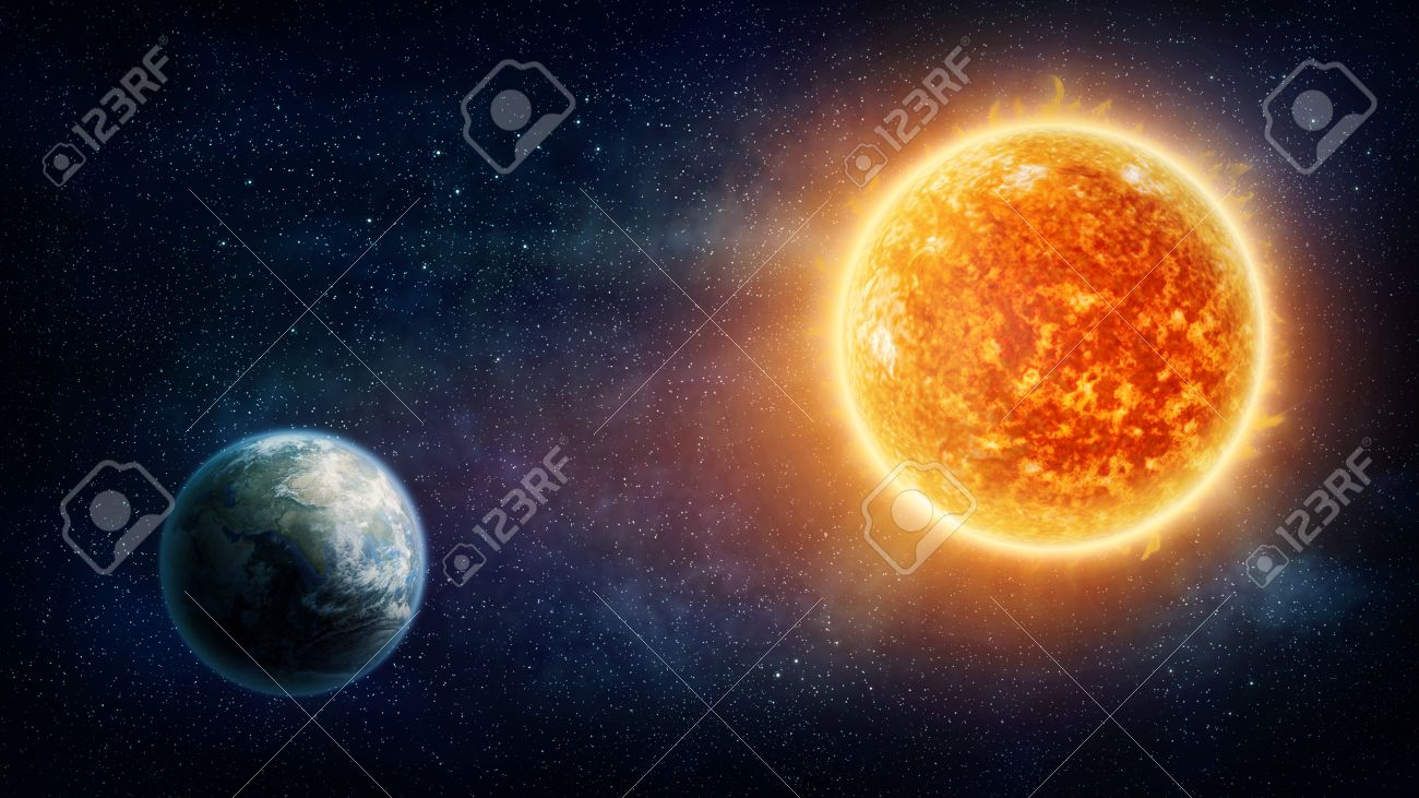 worksheet Sun And Stars planet earth sun and stars nasa imagery stock photo picture 25325093
