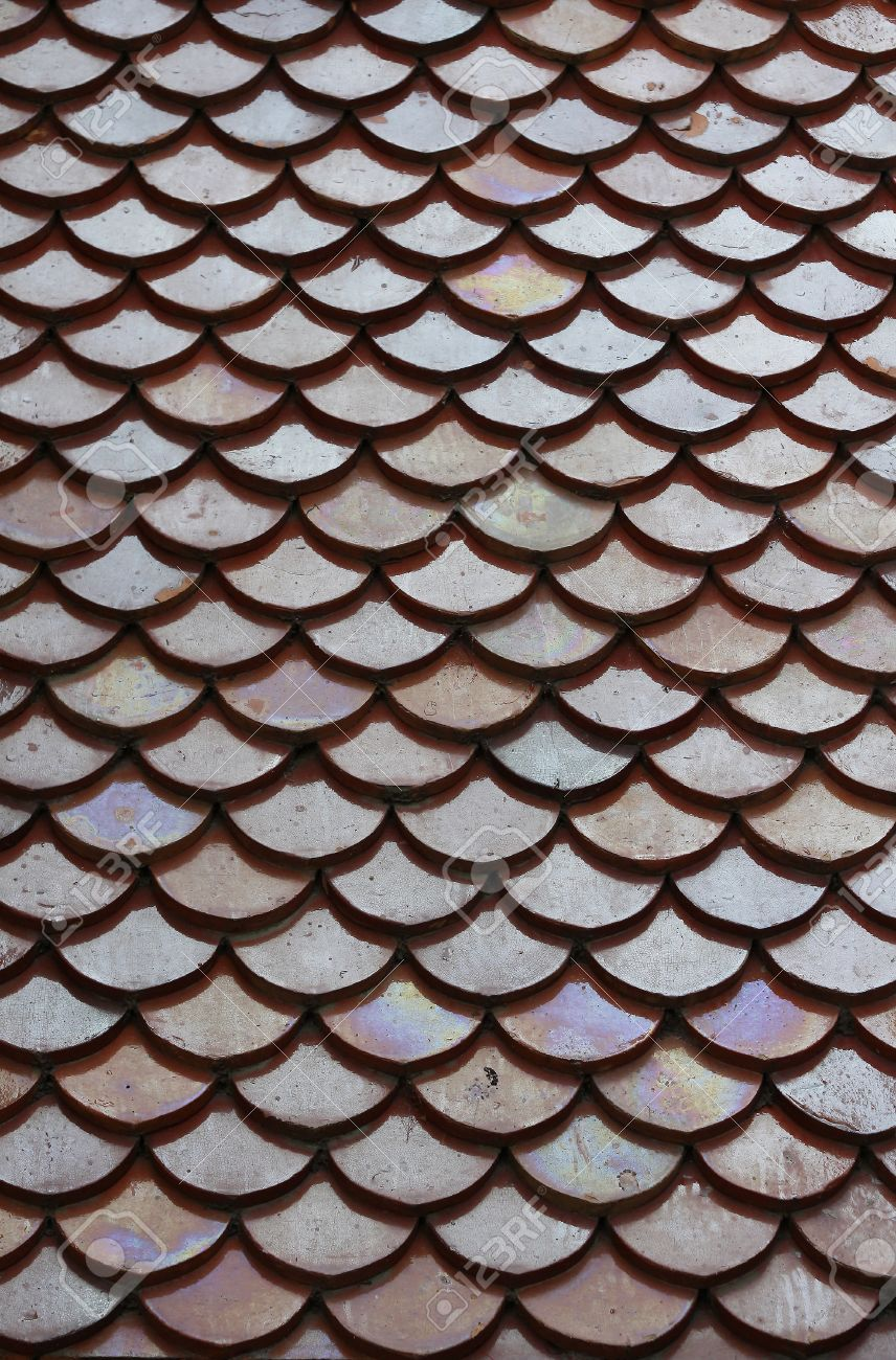 Ceramic tile roof choice image tile flooring design ideas ceramic tile roofing gallery tile flooring design ideas scale shaped ceramic tile roof background detail stock dailygadgetfo Images