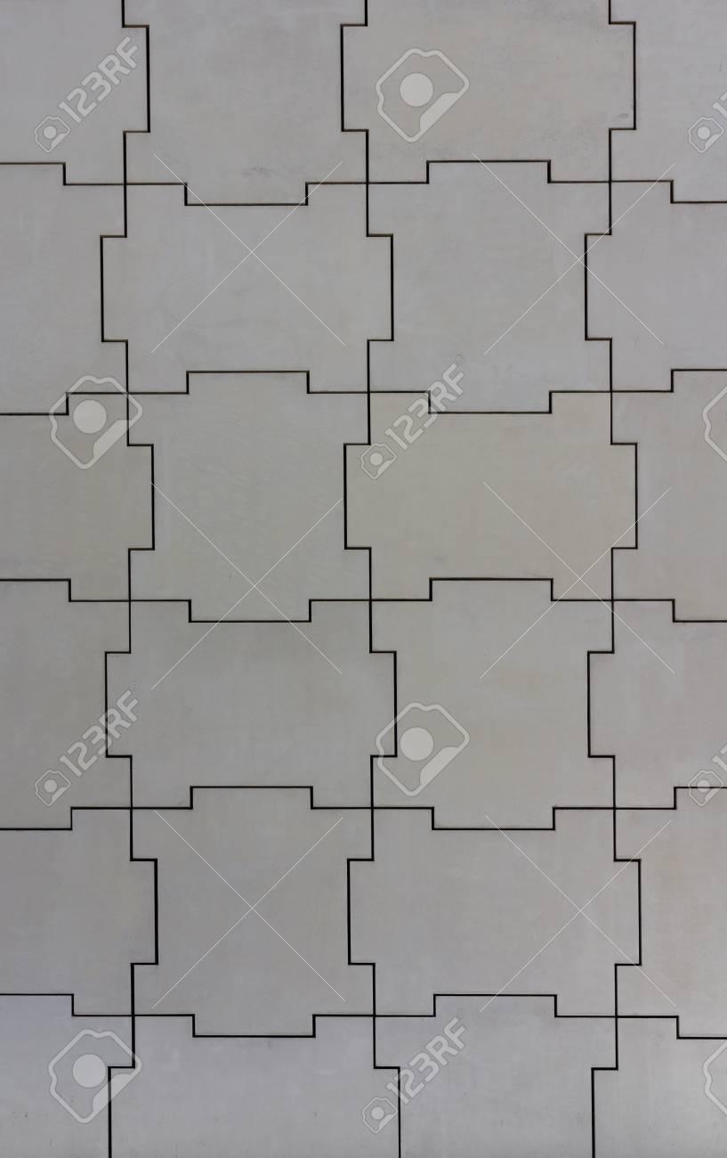 Banque Du0027images   La Structure Du Mur De Pièces De Puzzle En Couleur  Aubergine Lumière