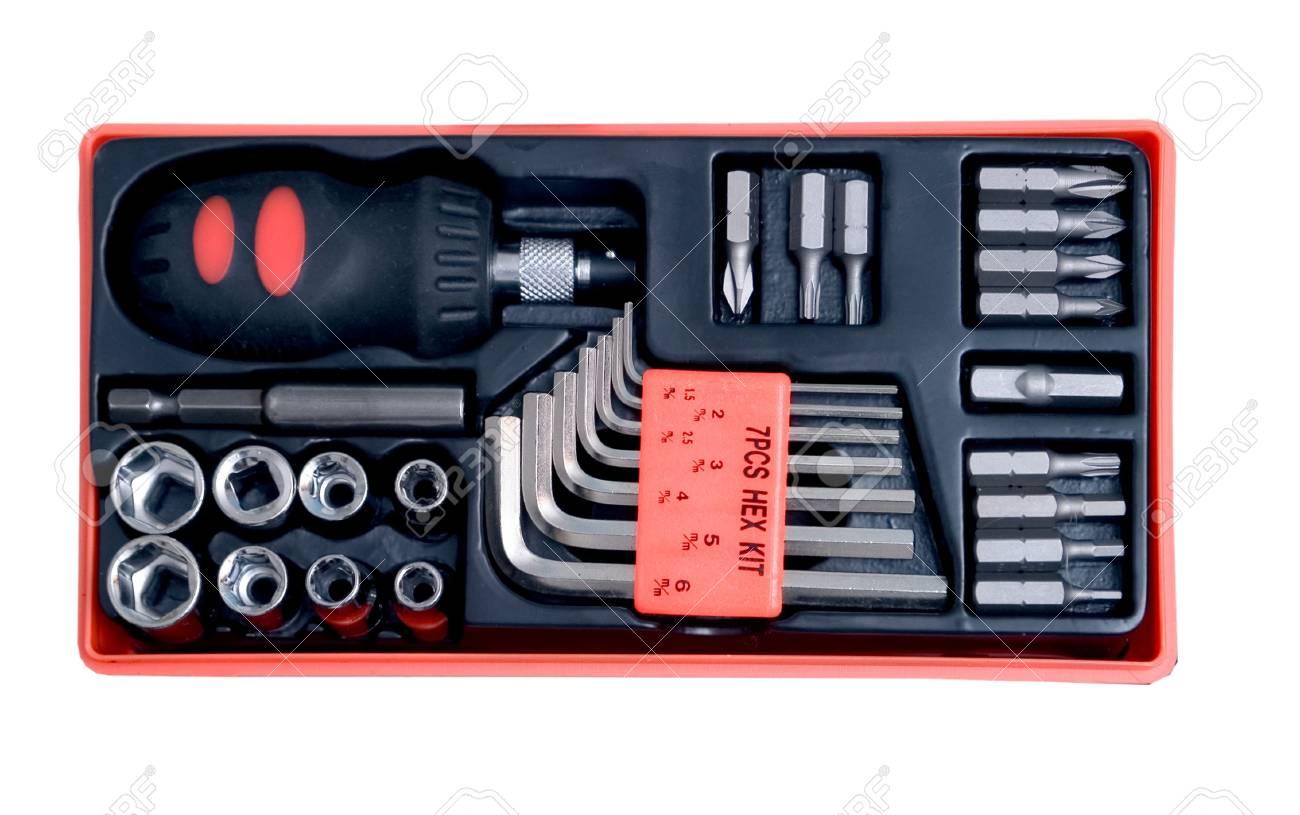 toolbox Stock Photo - 741891