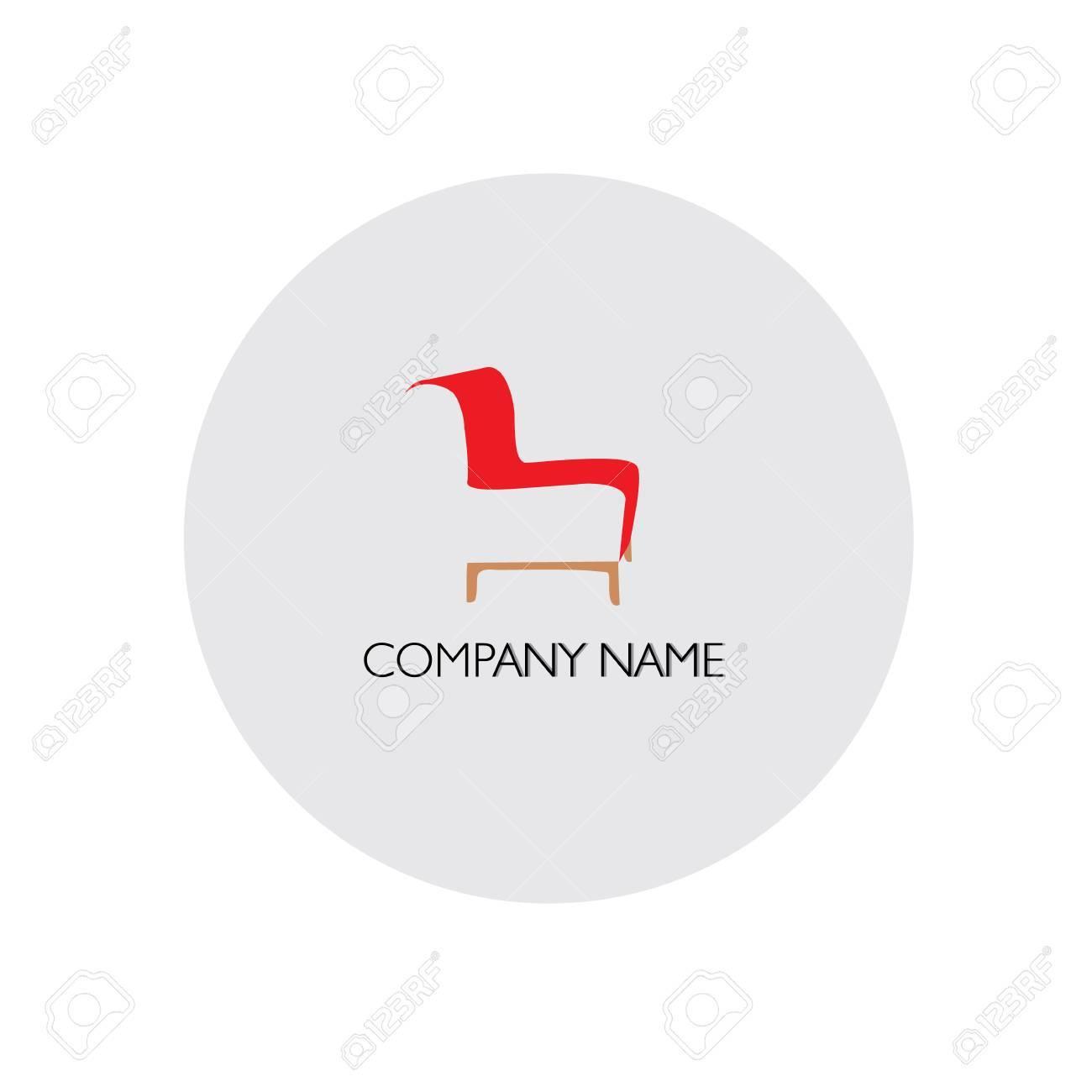 Furniture company name logo - 52757994