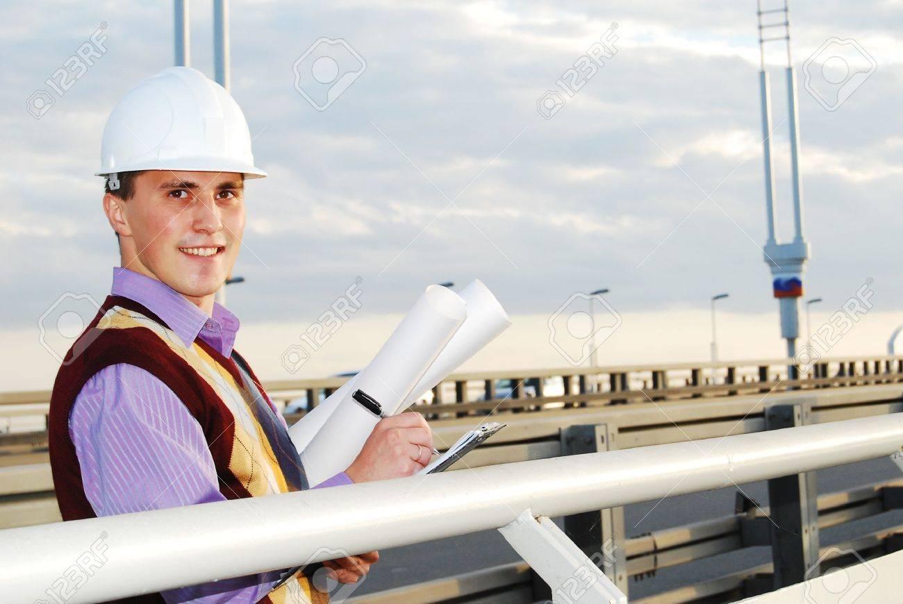Engineer. Stock Photo - 9681969