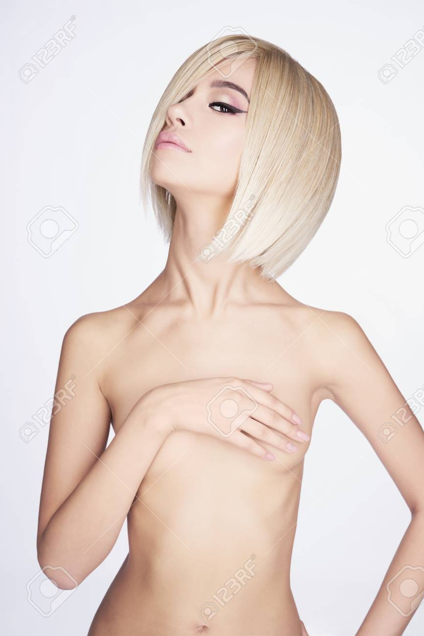 Dillon recommend best of short hair beauties nude blonde