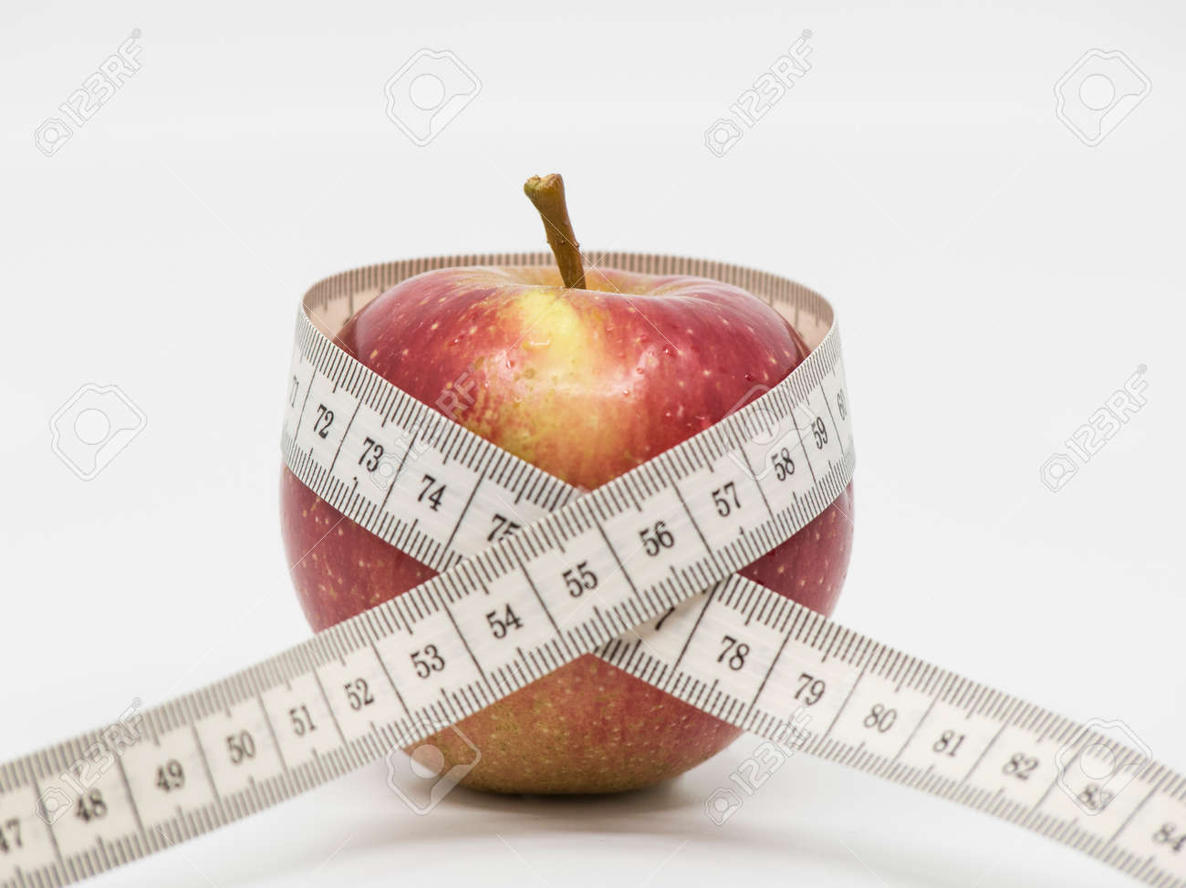 weight loss and diet, balanced nutrition and a healthy lifestyle - 164134682
