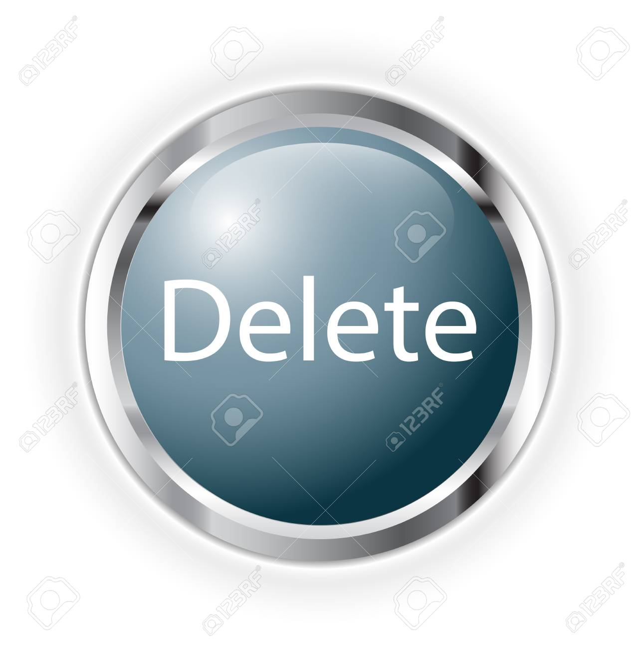 delete Stock Vector - 17234119