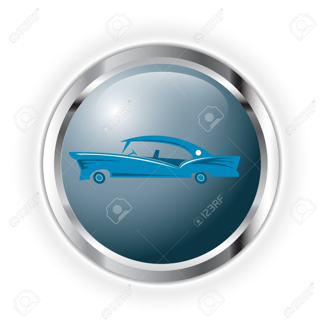 car Stock Vector - 17284952