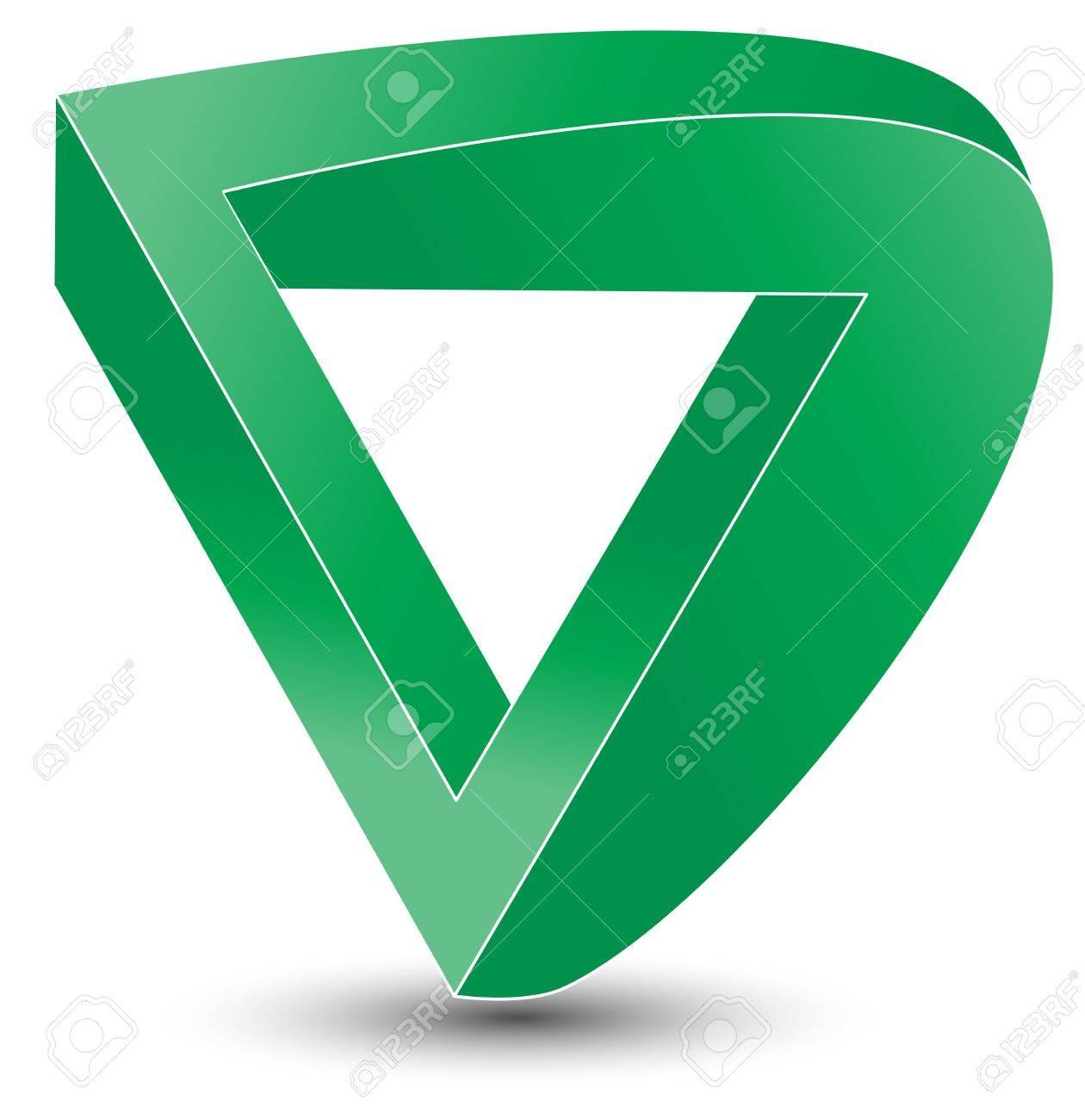 triangle Stock Vector - 17461772