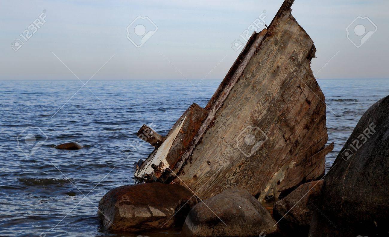 Michigan sanilac county lexington - Hull Of A Wooden Sailboat Beached On The Coast Of Lake Huron Sanilac County Park Lexington