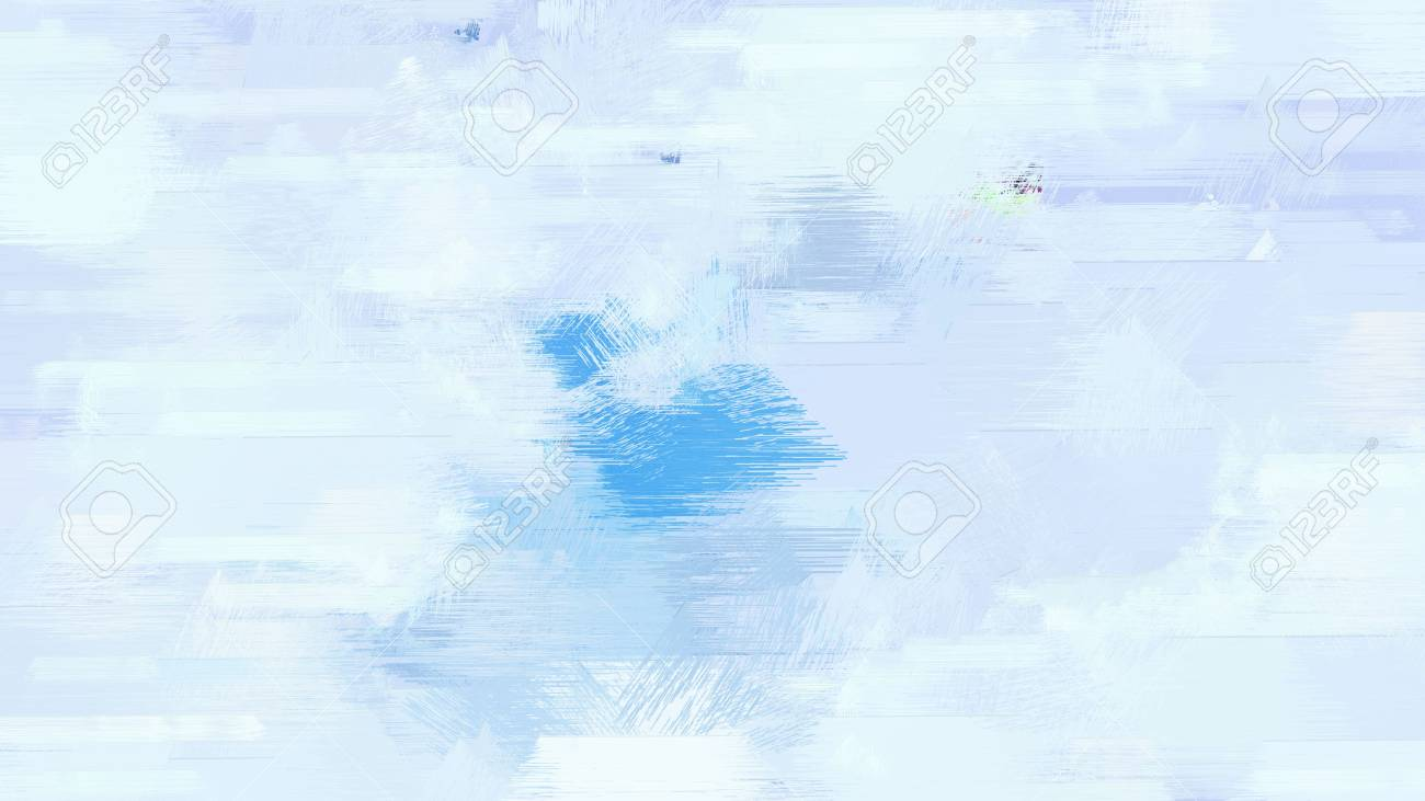 Lavender Corn Flower Blue And Sky Blue Color Painted Vintage Background Brush Strokes Illustration Can Be Used For Wallpaper Cards Poster Or