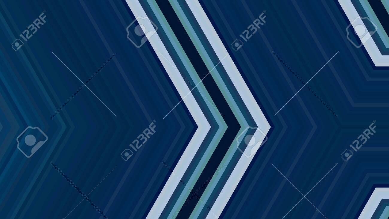 Abstract Blue Black Background Geometric Arrow Illustration For Banner Digital Printing Postcards Or Wallpaper Concept Design
