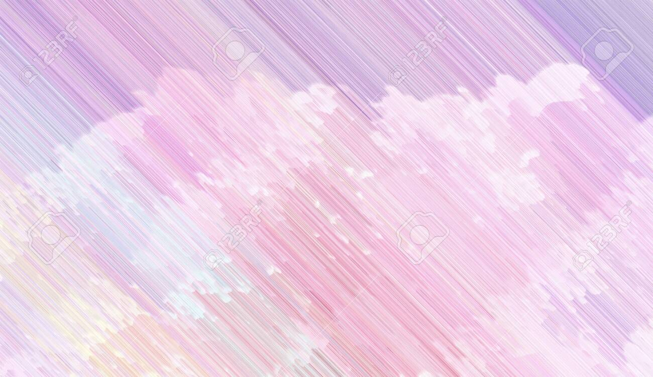 Abstract Colorful Background With Pastel Pink Pastel Violet