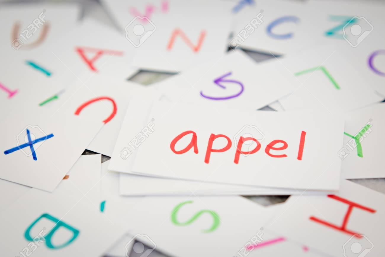 オランダ語アルファベット