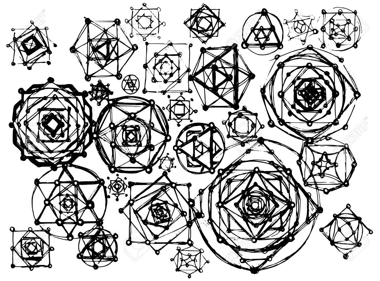 Sacred geometry symbols and elements background cosmic universe sacred geometry symbols and elements background cosmic universe big bang alchemy religion philosophy astrology science biocorpaavc