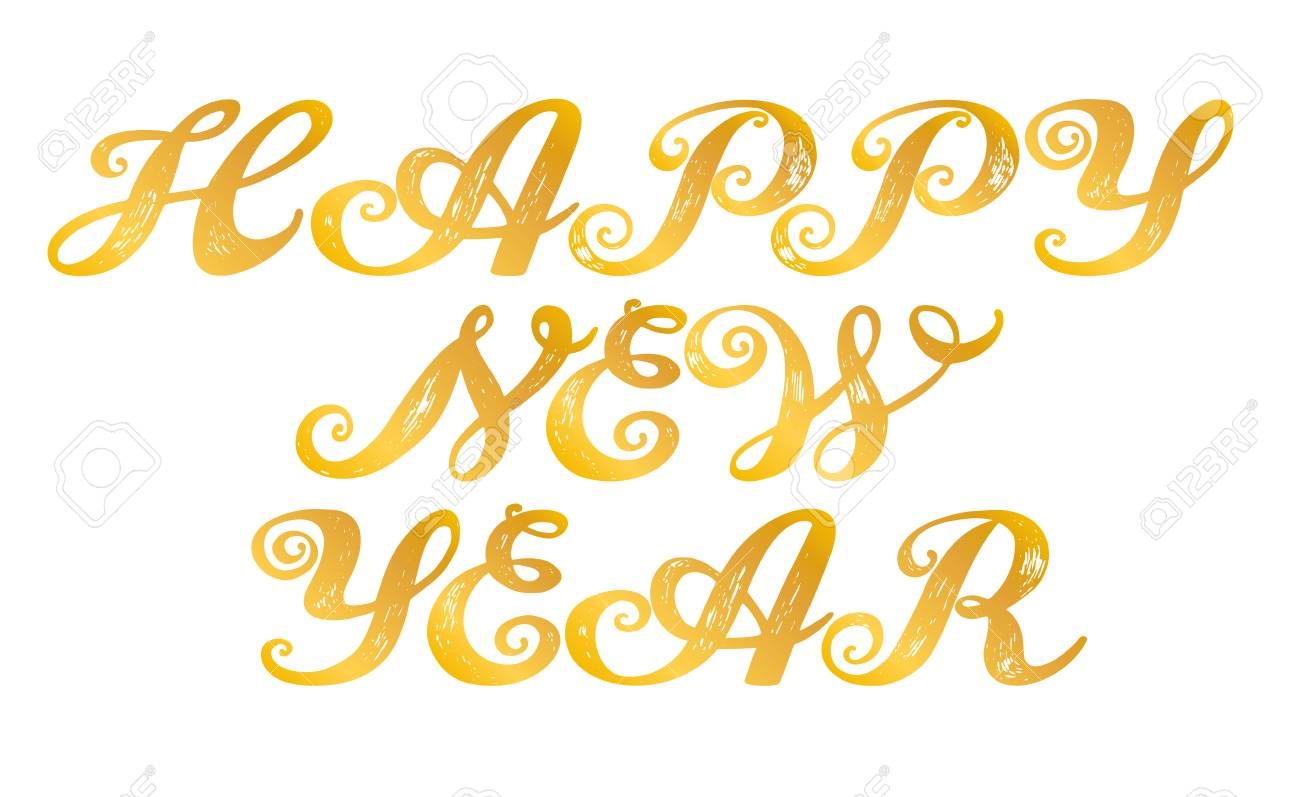 Happy New Year Letter 12