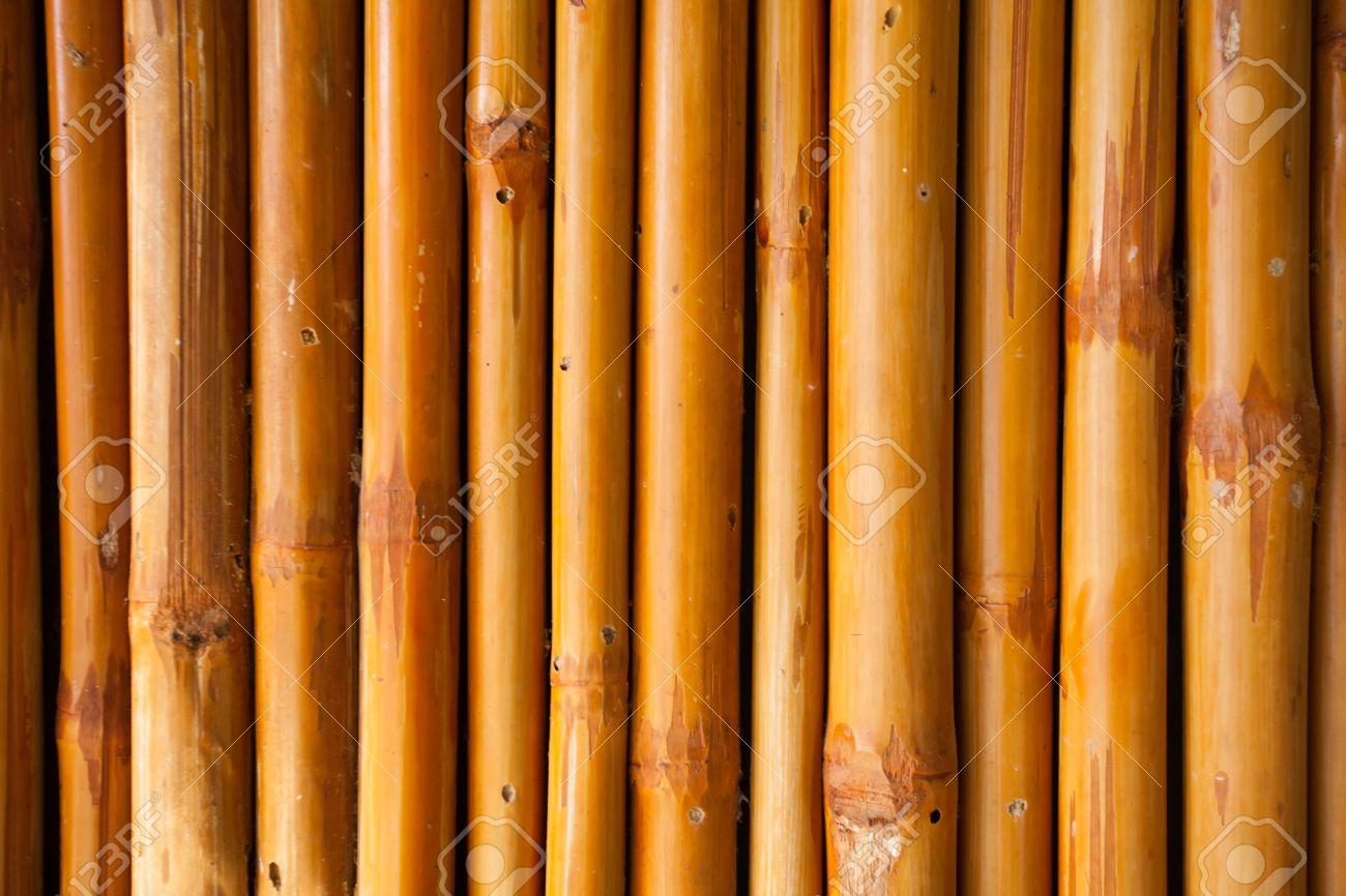 Bambus Zaun Oder Wand Textur Hintergrund Fur Innen Oder Aussen Design