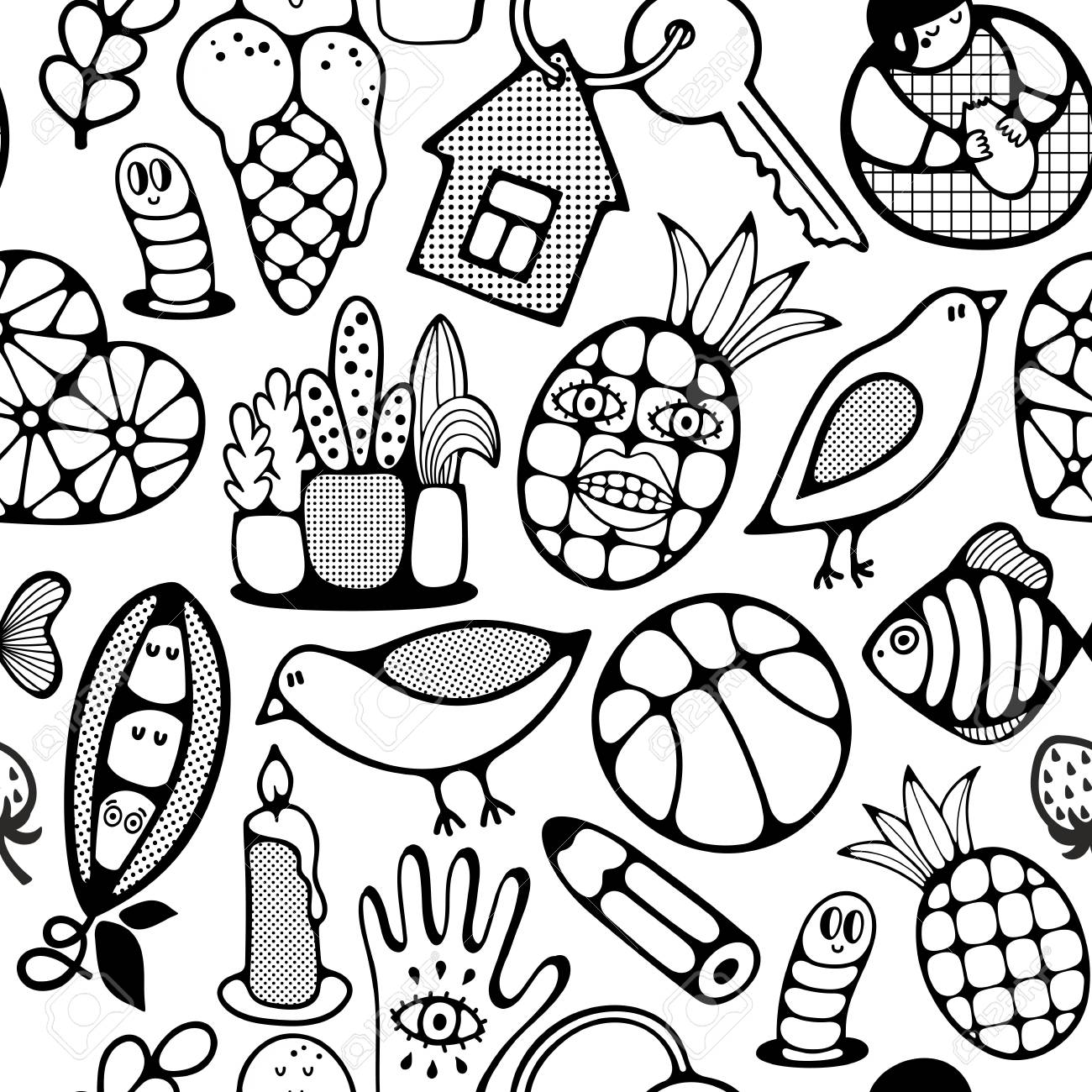 Top 25 Free Printable Wild Animals Coloring Pages Online | 1300x1300