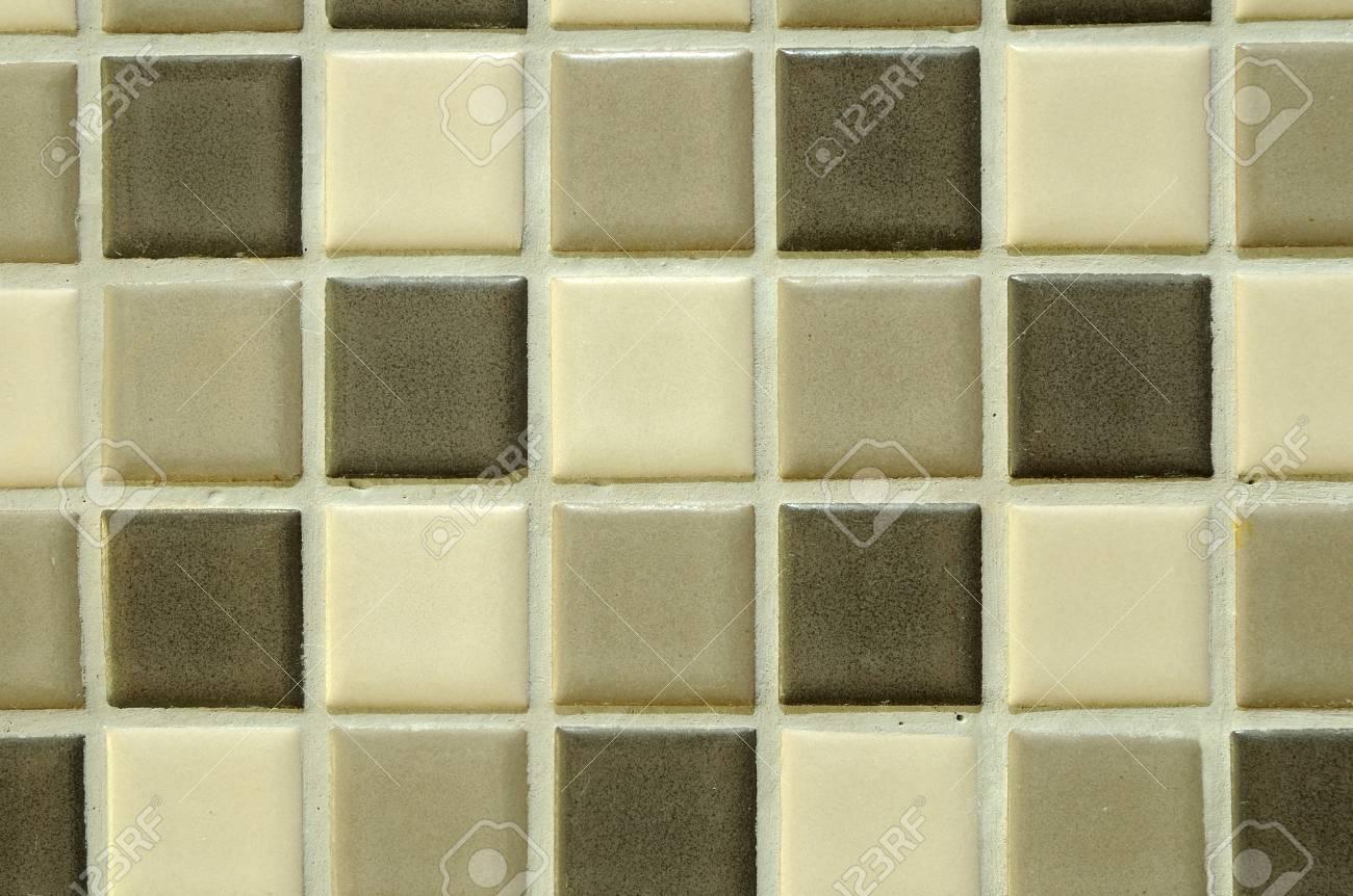 Salle De Bain Motif motif et la texture de la mosaïque dans la salle de bain