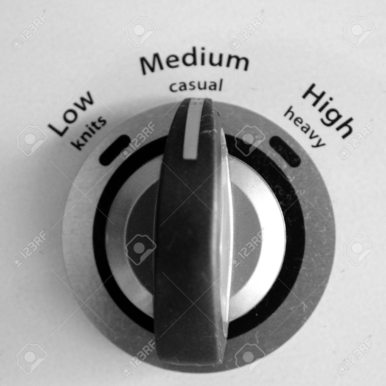 Température Machine À Laver contrôle de la température pour machine à laver dans le type monochrome