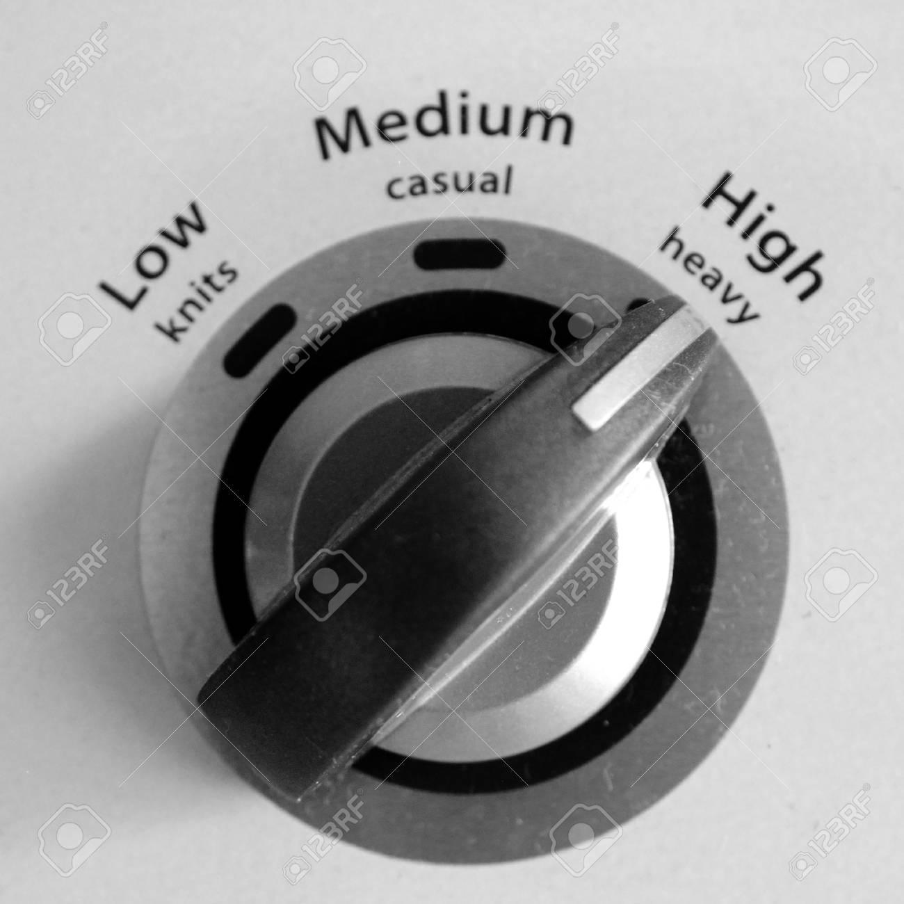 Température Machine À Laver contrôle de la température pour machine à laver de type monochrome
