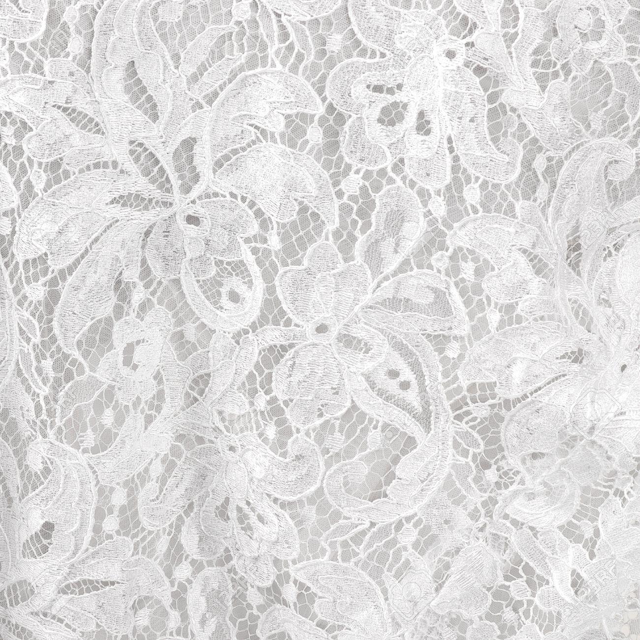 Wedding white lace background Stock Photo - 12990211