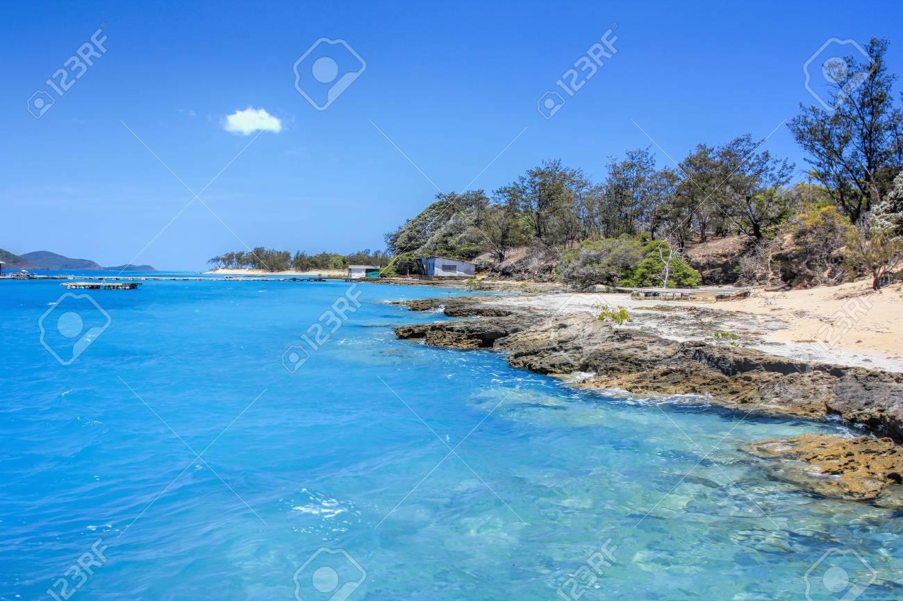 オーストラリアの金曜日島トレス...