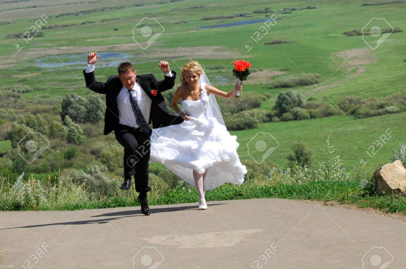 Happy Married Couple Stock Photo - 14329739