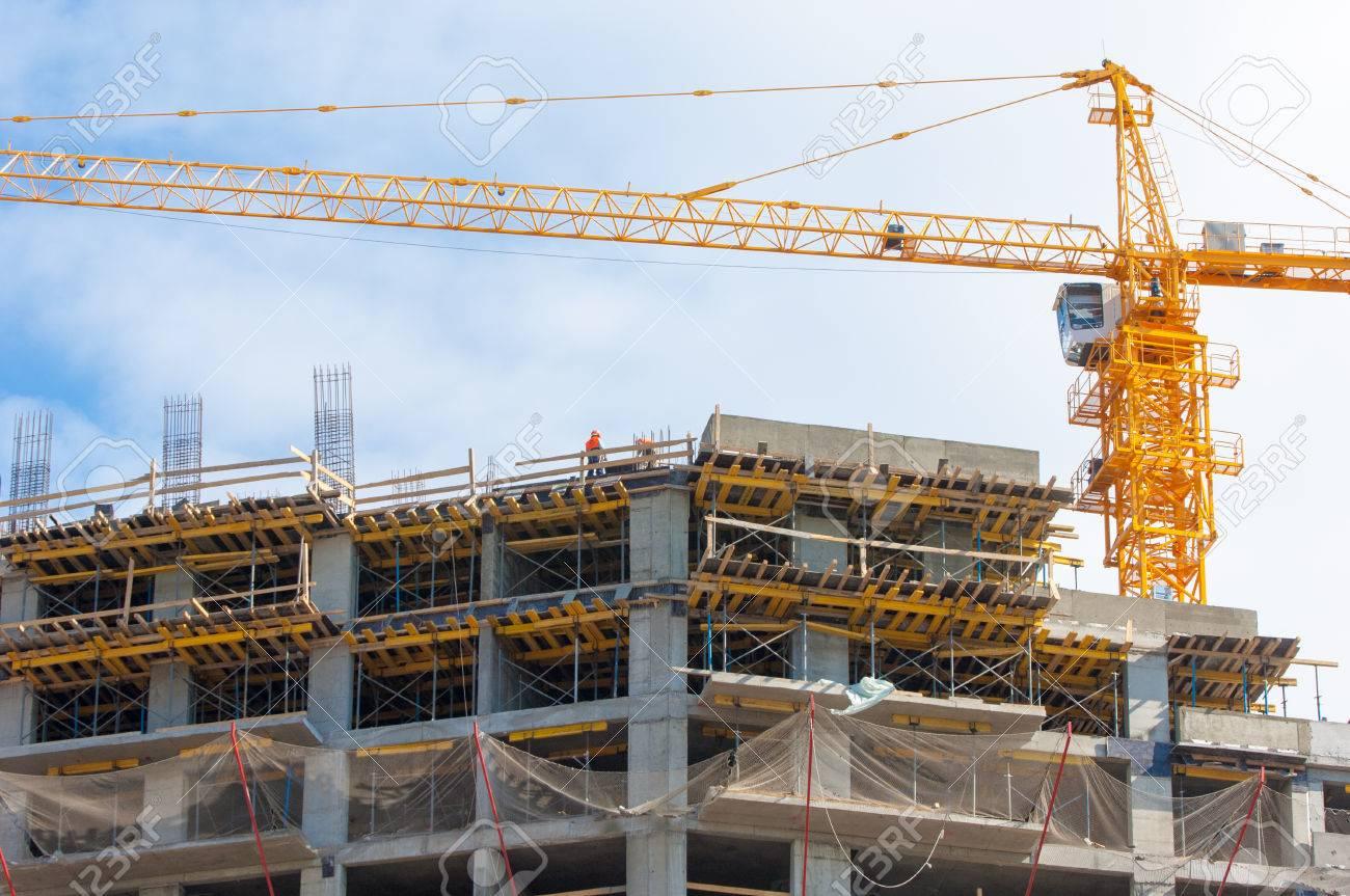 construction, building, development, constructing. Stock Photo - 41858780