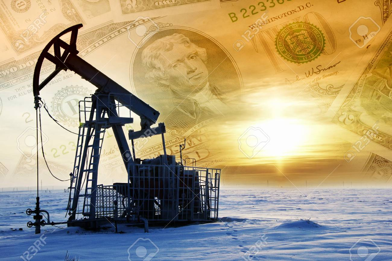 Oil and gas industry Stock Photo - 42362087