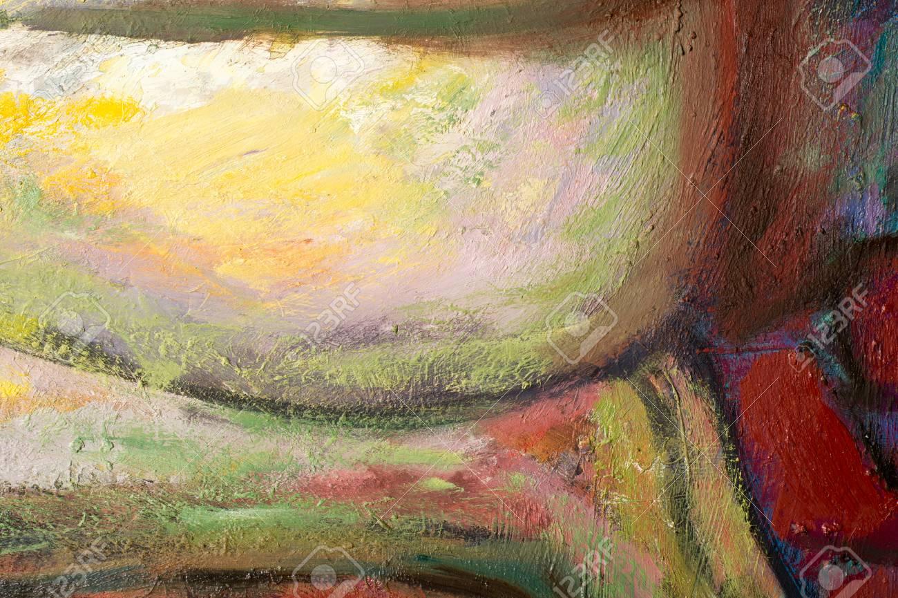 Etnografía Msh Khaziev Artista De Honor De Tatarstán El Cuadro Pintado Al óleo La Noche La Mujer Desnuda Posando Para El Artista La Pintura
