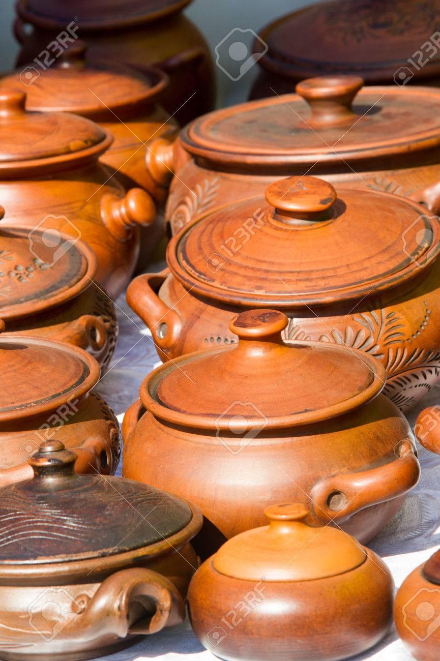 Steingut Keramik keramik töpfe geschirr und andere gegenstände aus steingut oder