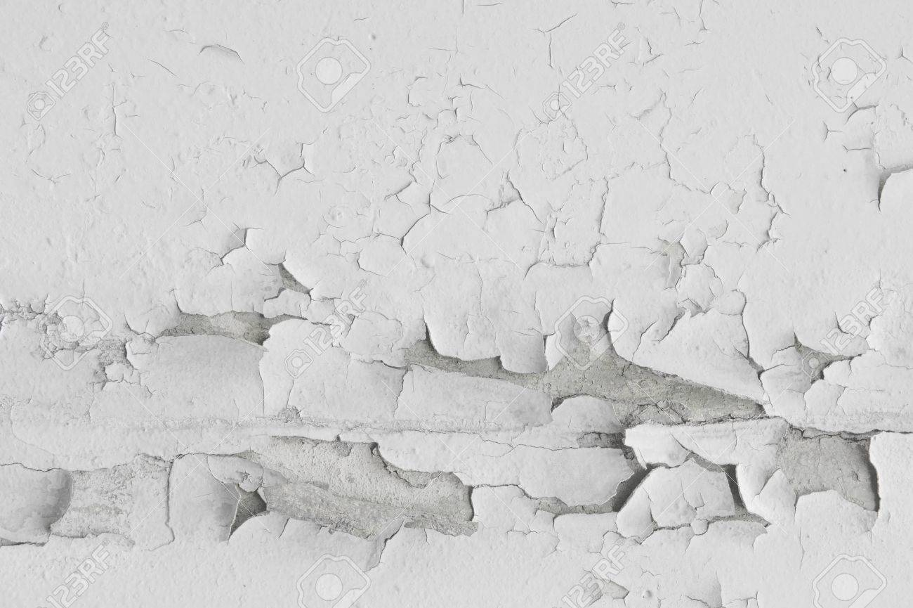 Texture Pattern Background Old Paint Concrete Wall Cracked