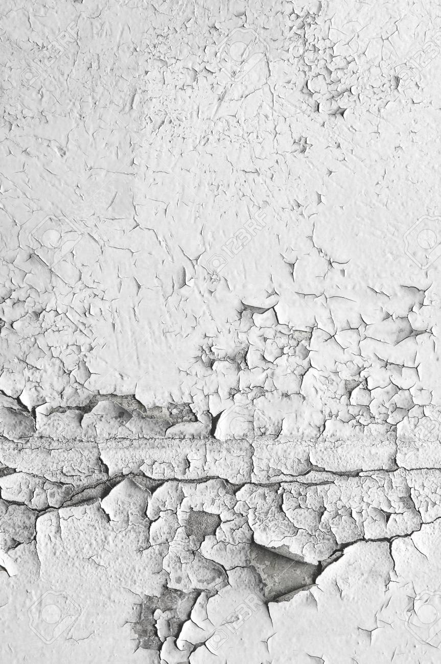Texture, pattern, background  old paint  Concrete wall cracked