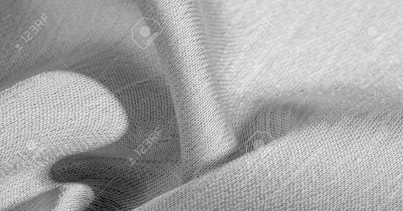 Background Pattern Texture Wallpaper White Silk Fabric It