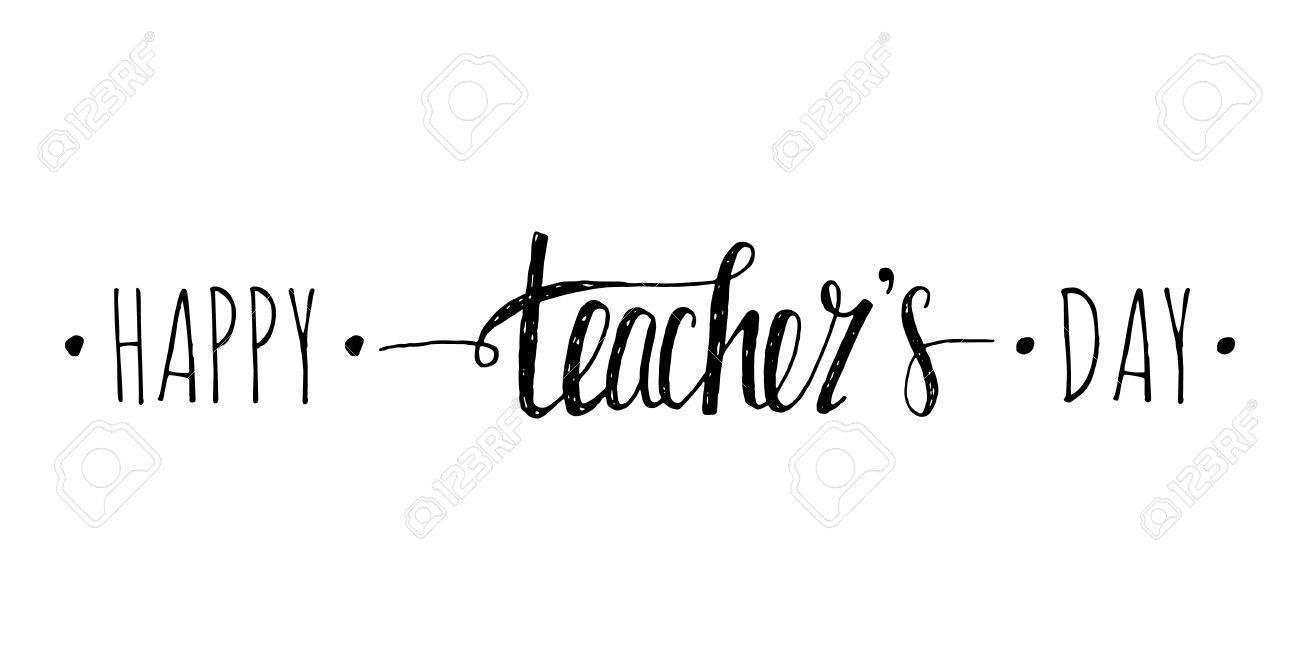 teachers day writing
