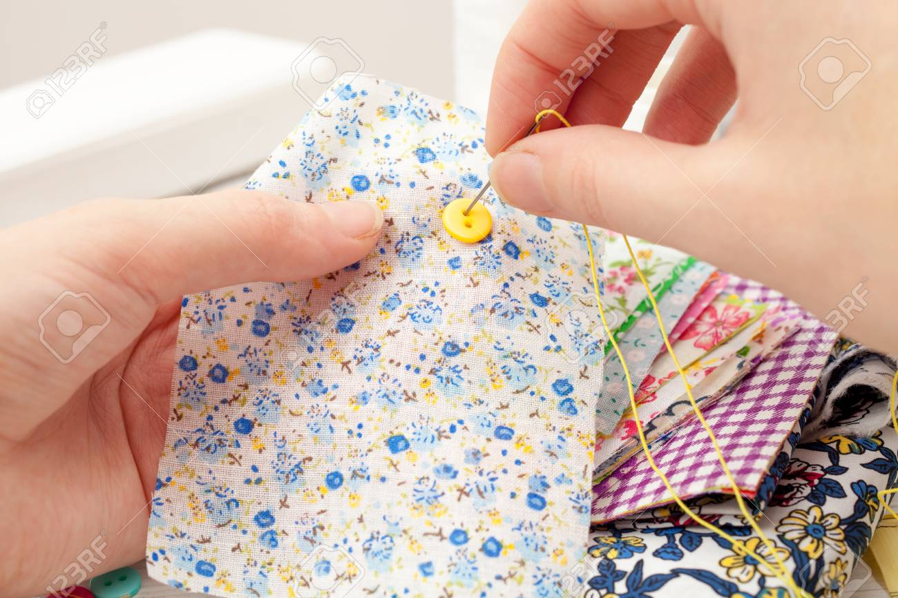 Why do they sew pieces of cloth from the wrong side in factories to clothes