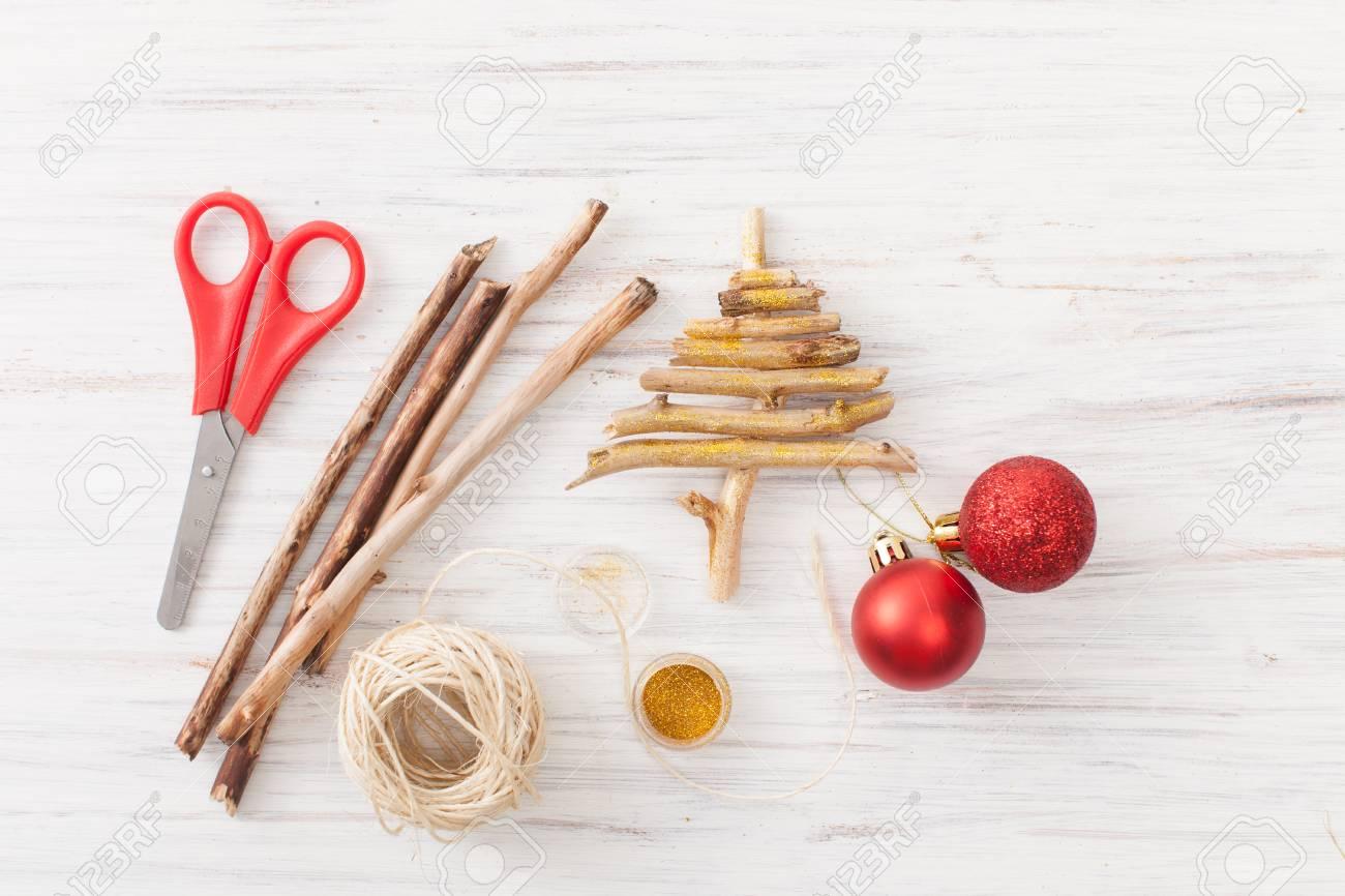 Hausgemachte Handwerk Mit Ihren Kindern Für Das Neue Jahr Oder ...