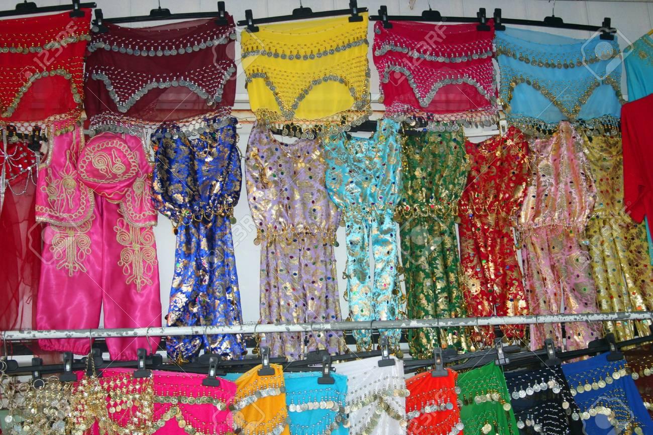 buy online 8d964 28c9a Trajes de danza del vientre a la venta en el Gran Bazar, Turquía