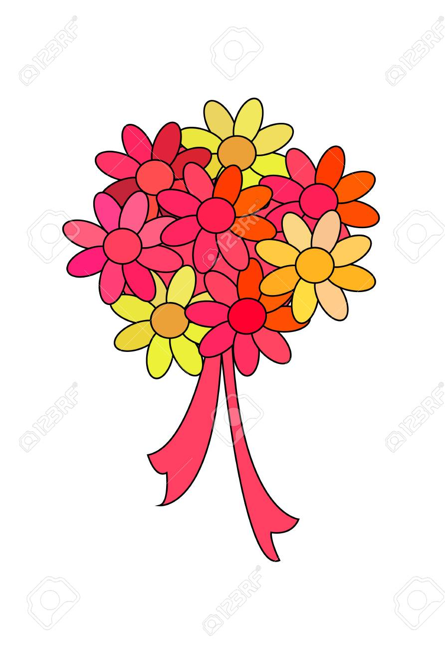 flower Stock Vector - 16995192