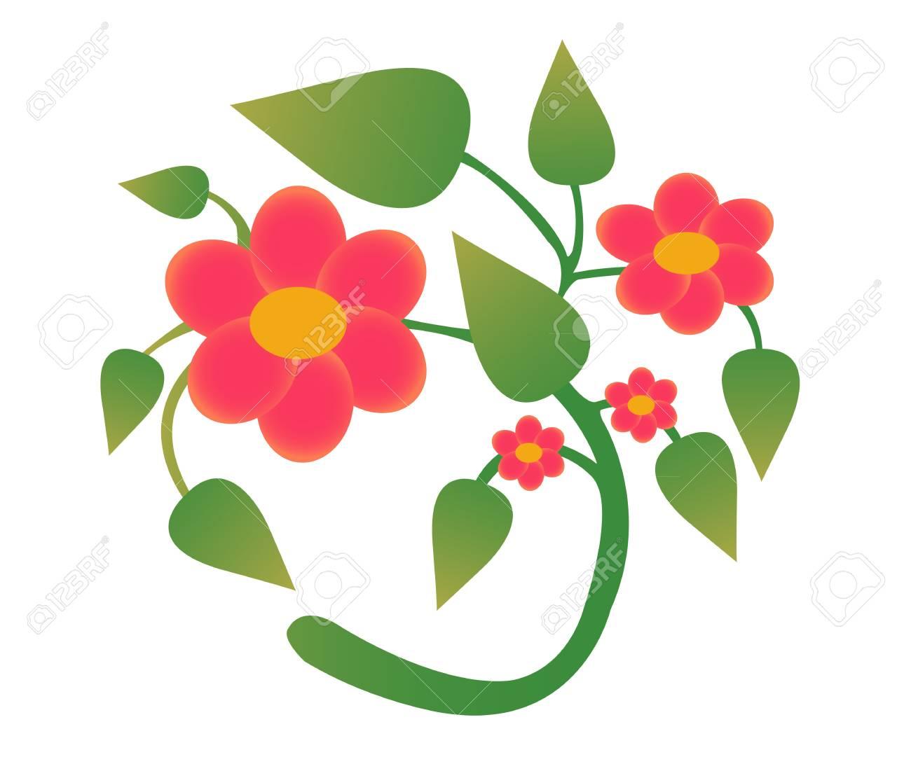 flower Stock Vector - 17138638