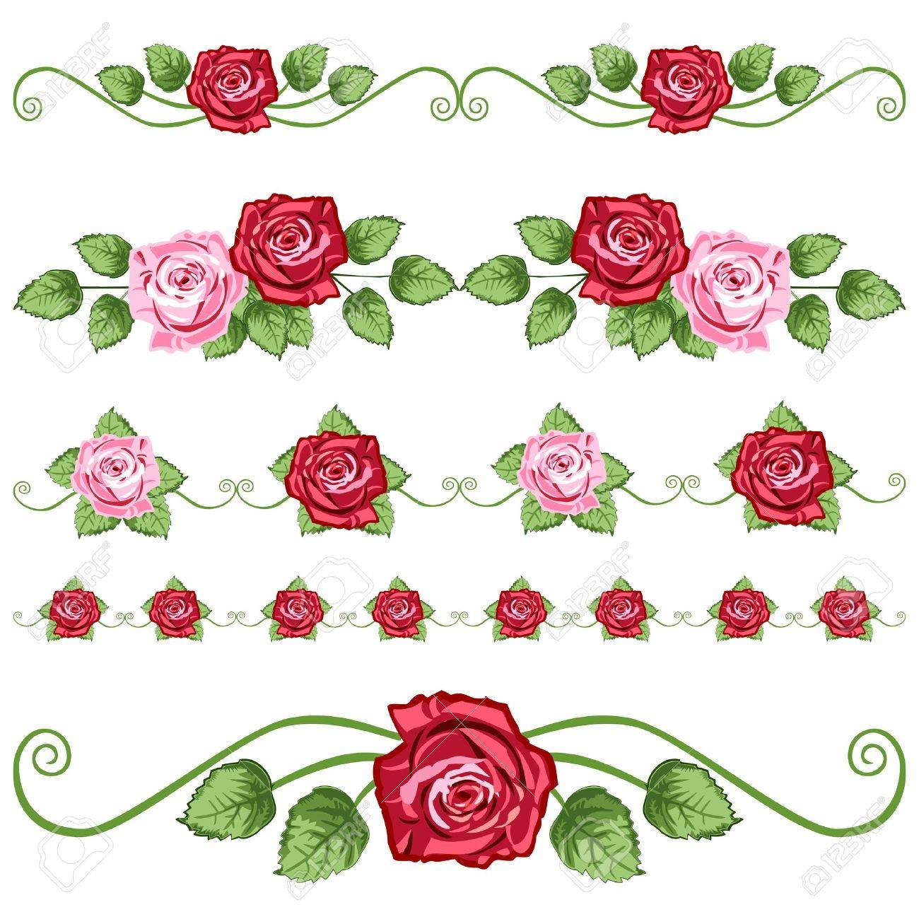 Vintage roses Stock Vector - 6112053