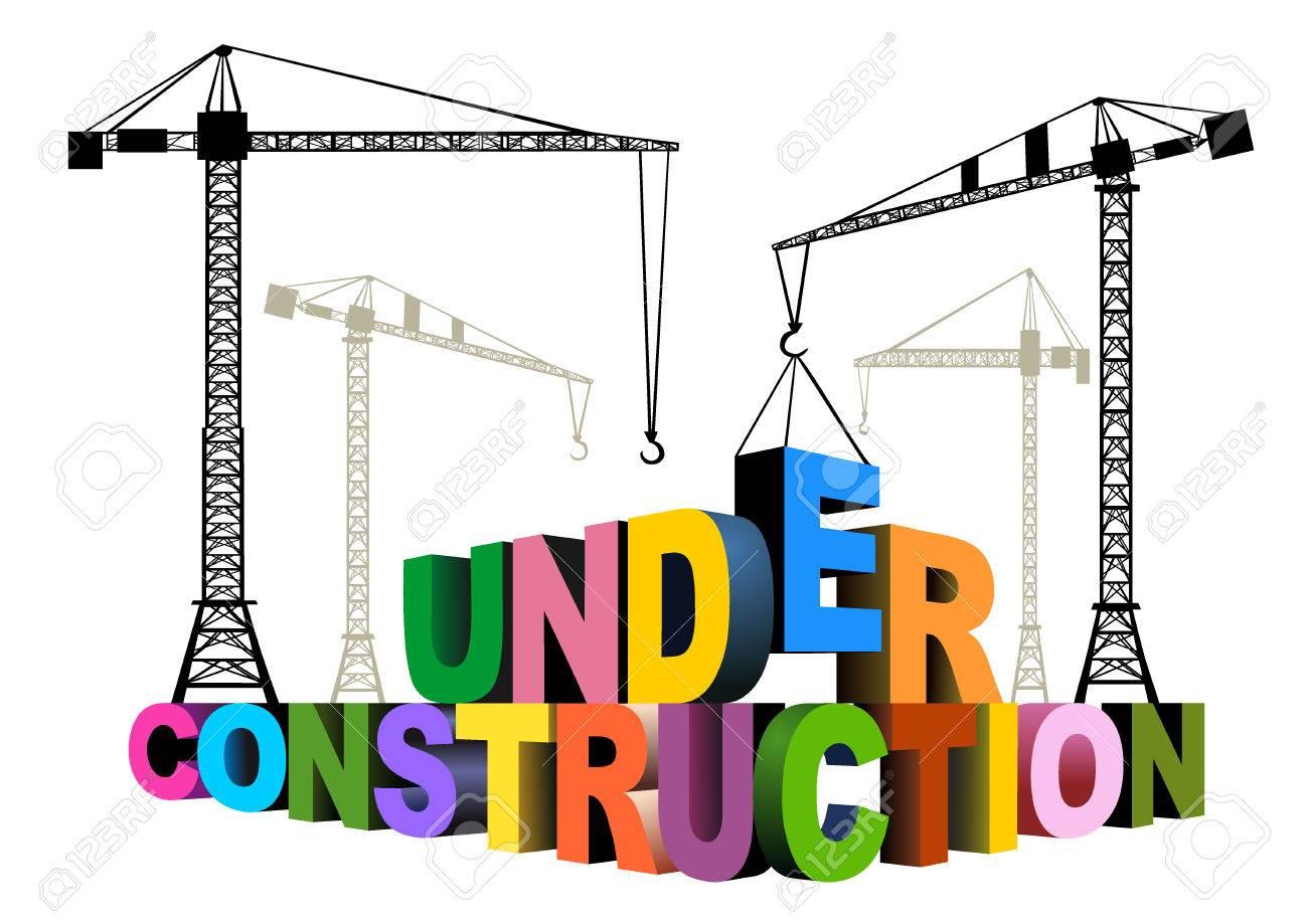 Under construction Stock Vector - 6612005
