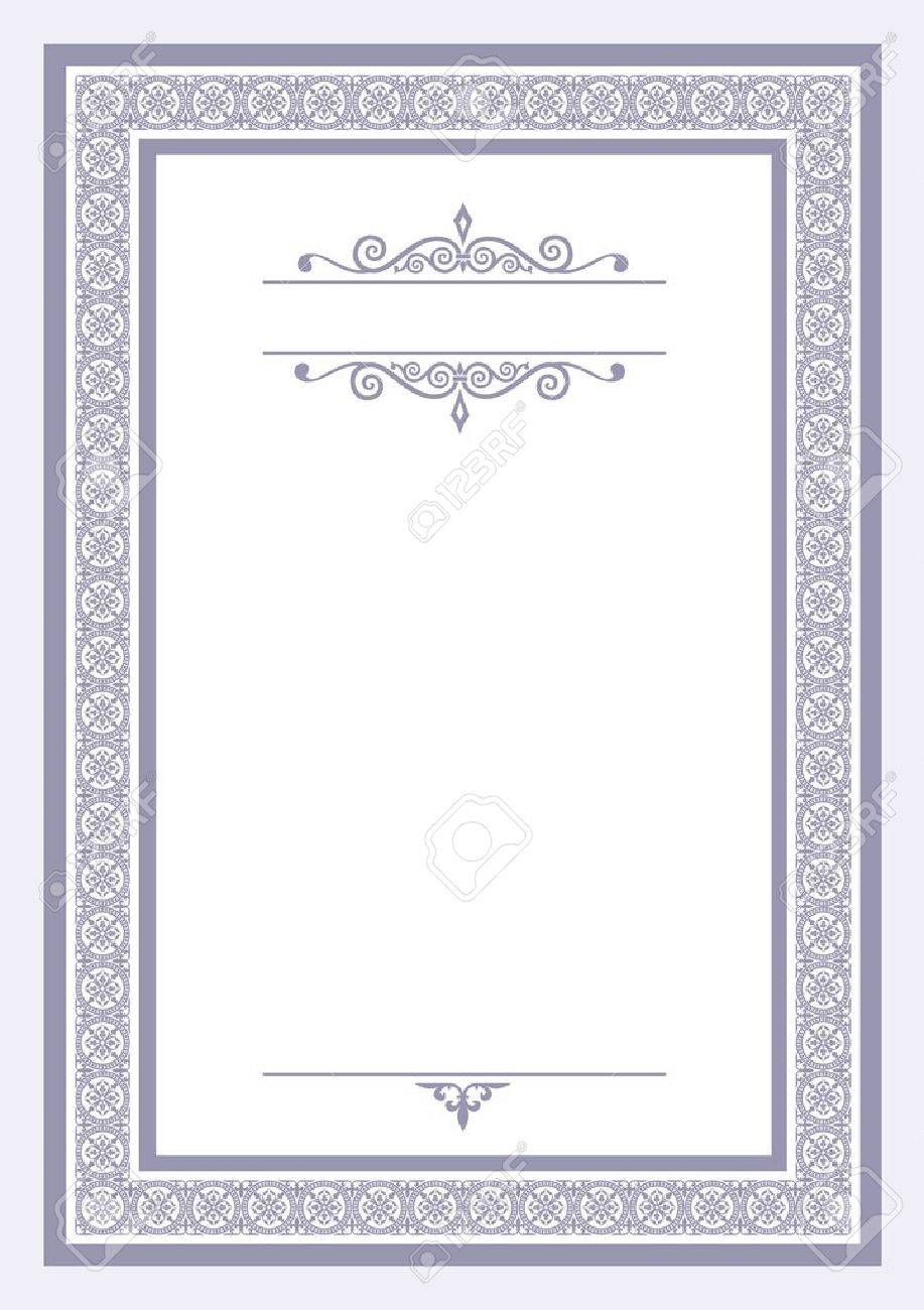 Certificate template royalty free cliparts vectors and stock certificate template stock vector 10562677 xflitez Gallery