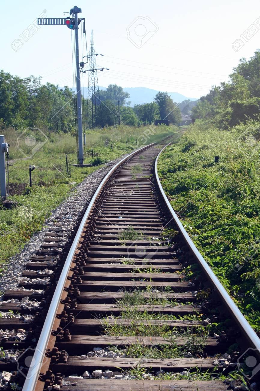 Railway Stock Photo - 7813191