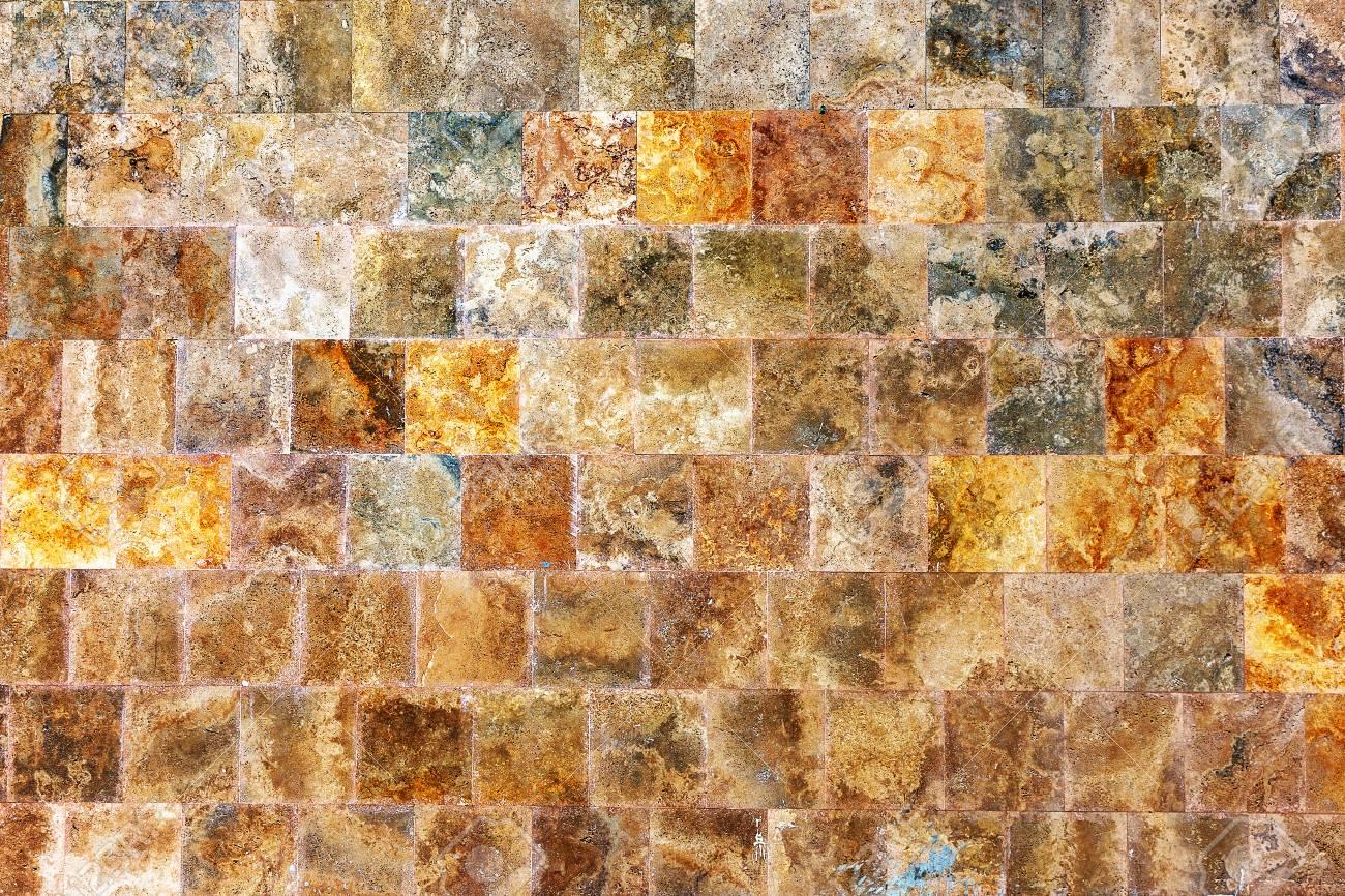 Reative texture di sfondo muro di piastrelle di marmo foto royalty