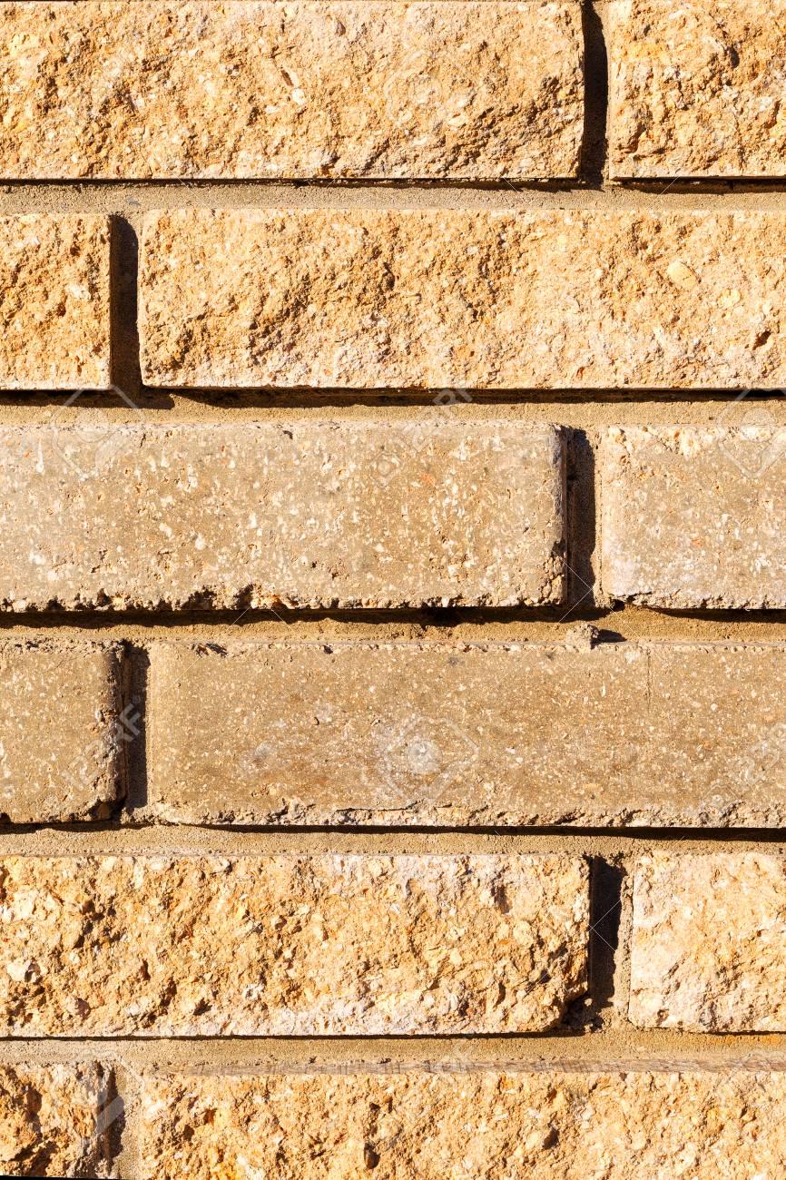 Wand Aus Naturstein. Kann Als Hintergrund Verwendet Werden.  Landschaftsstil. Großer Hintergrund Oder Textur