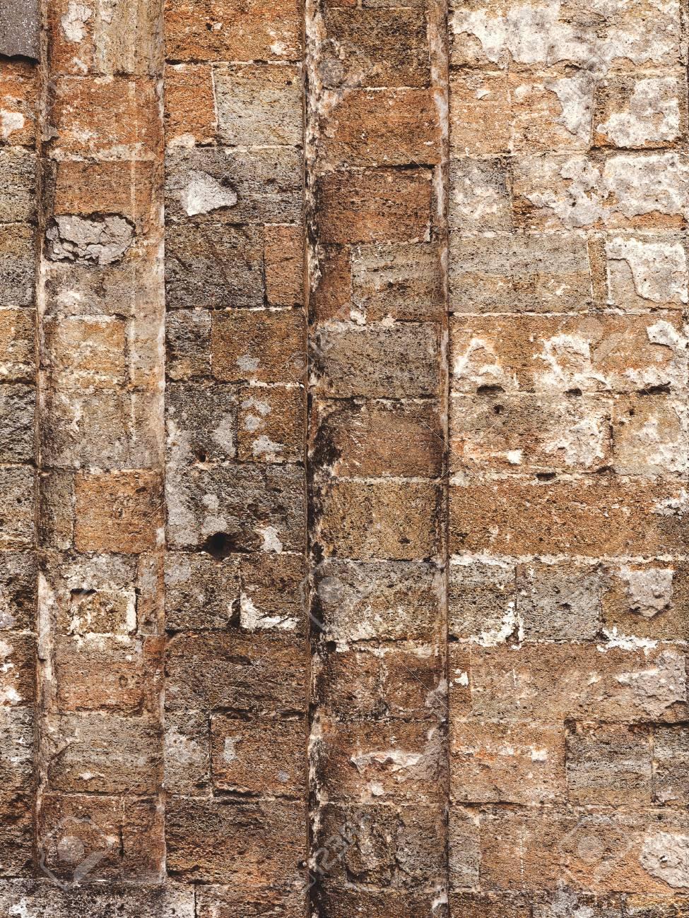 Wunderbar Standard Bild   Wand Aus Naturstein . Kann Als Hintergrund Verwendet Werden  . Großer Hintergrund Oder Textur