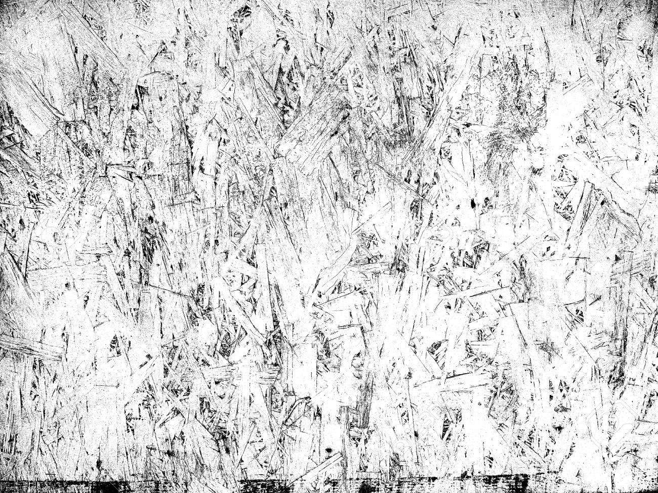 Rustic Stone Grit Texture Black Stains And Noise For Distressed Effect Old Worn Vintage Overlay White Paint Brushed Stroke Monochrome Concrete Wall