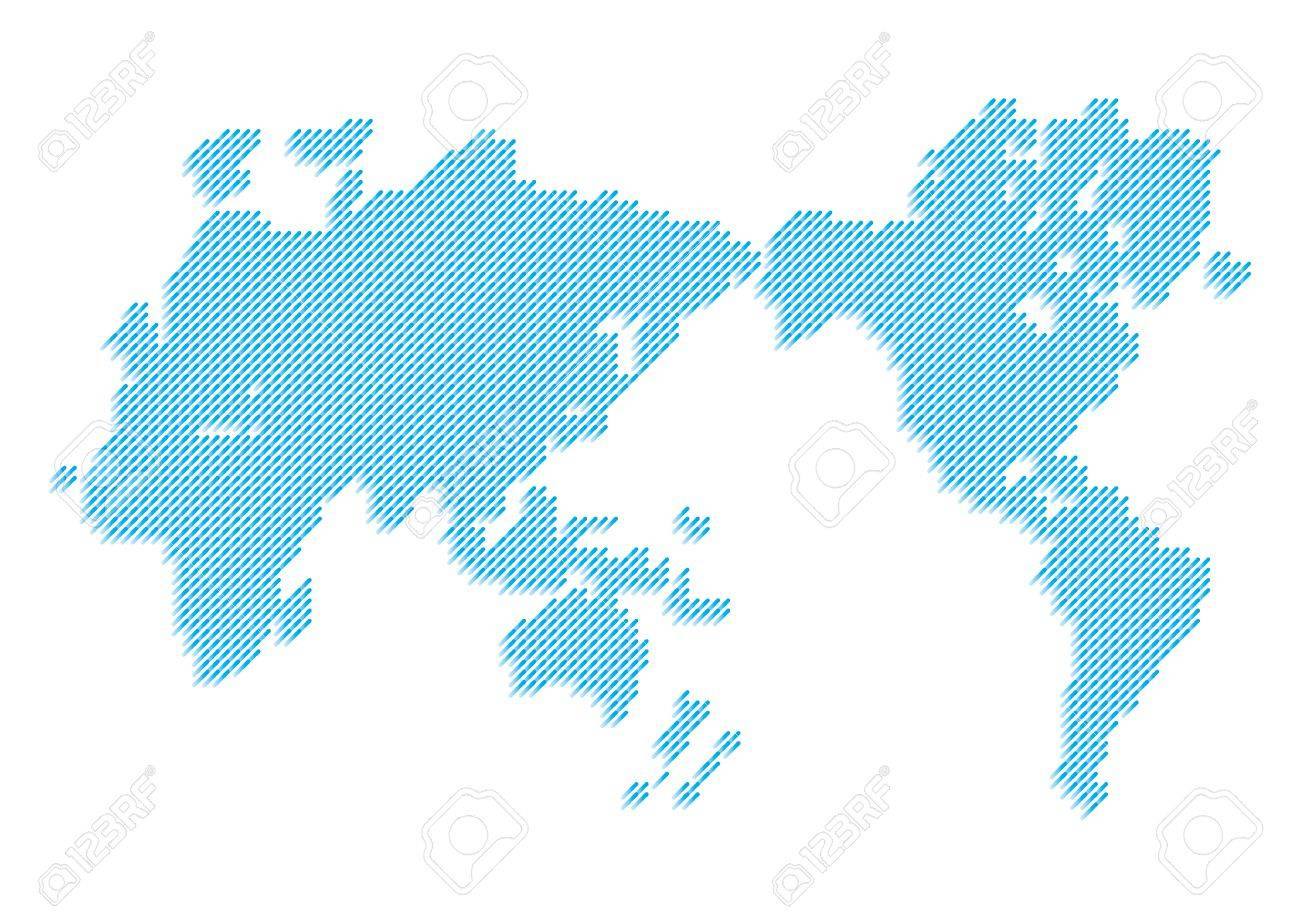 World map vector royalty free cliparts vectors and stock vector world map vector gumiabroncs Images