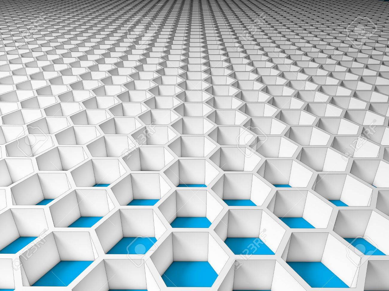 abstract honeycomb hexagon light mesh grid stock photo picture and